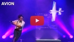 Avion Tom Shanon Secret Of Pro la recette du show gagnant