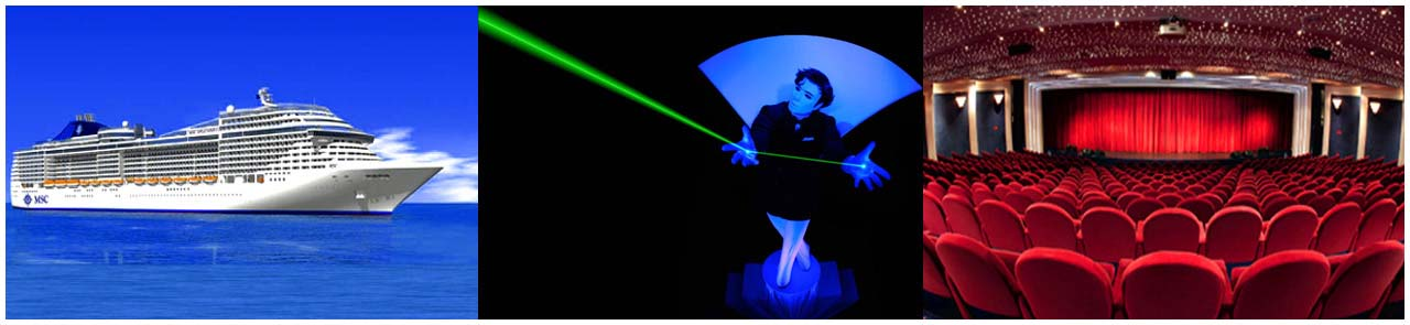 Tom Shanon laser