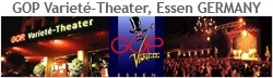 GOP varieté theater essen Tom Shanon