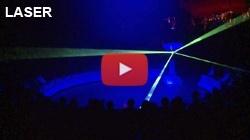 Laser Tom Shanon Secret Of Pro la recette du show gagnant