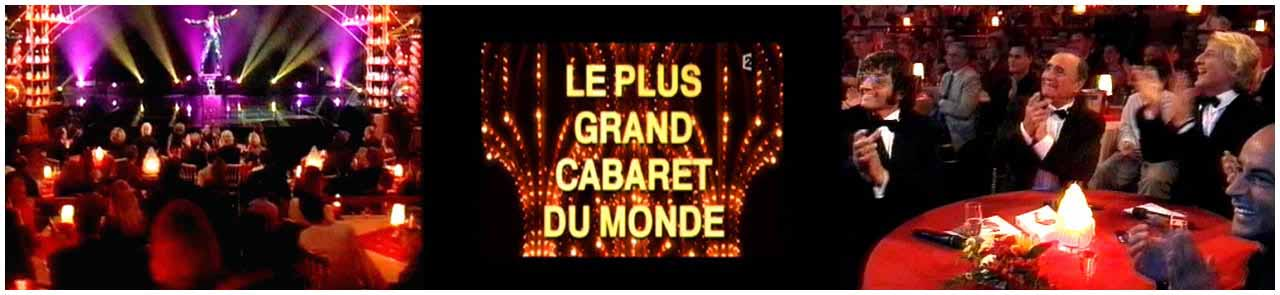 Tom Shanon Le Plus Grand Cabaret Du Monde FRANCE