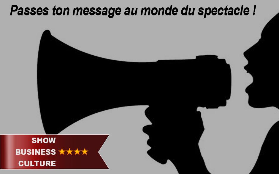 Passe ton message au monde du spectacle The Secret of pros Tom Shanon