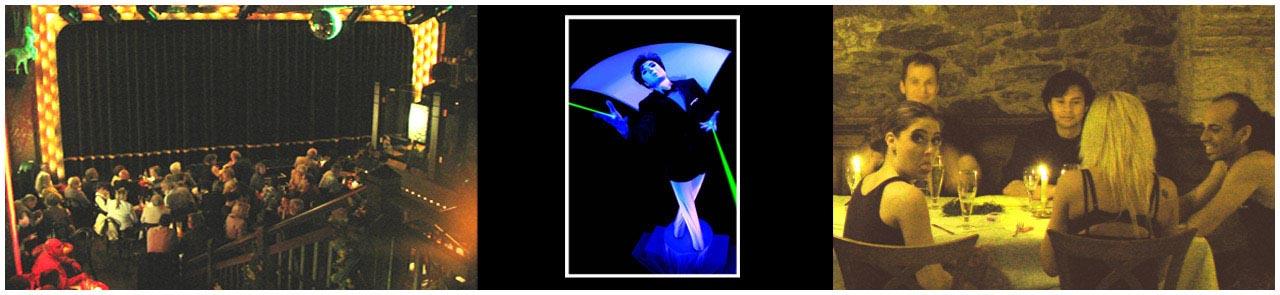 Tom Shanon Pegasus-Varieté-Theater-Showmedias