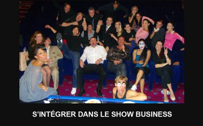 S'intégrer dans le show business