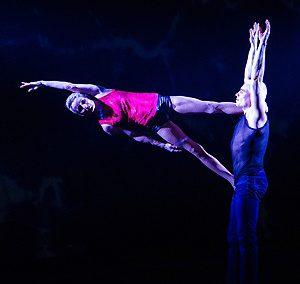 artiste de cirque Duo Ogor