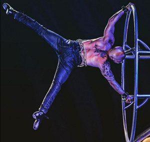 Artiste de cirque Mathieu Bolillo