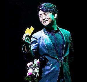 Changmin Lee magicien