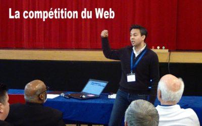 LA COMPÉTITION DU WEB